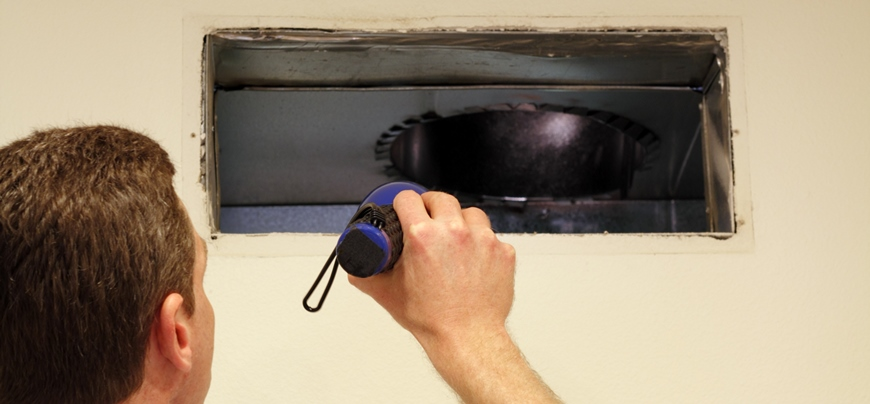 Custom duct work in Peterborough