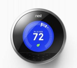 Nest Heating and Cooling Controls