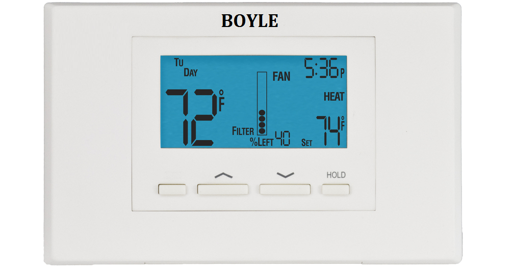 buying a programmable thermostat